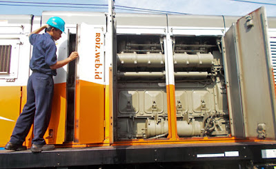 Perbedaan KRL dengan Kereta Api Jarak Jauh