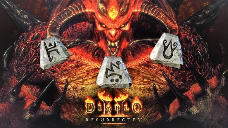 Diablo 2 Resurrected: Upgrade runes - All rune upgrades and properties at a glance