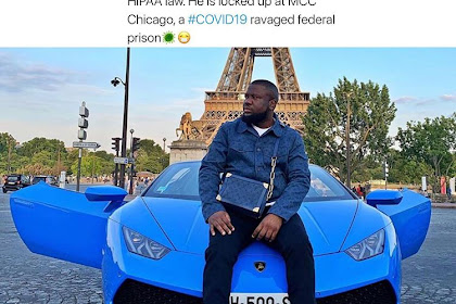 Hushpuppi Allegedly Tests Positive To Coronavirus