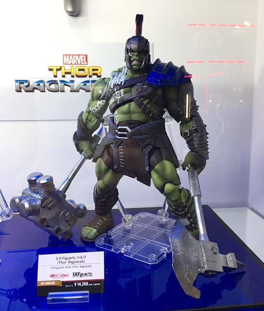 S.H.Figuarts Marvel – Ragnarok Hulk