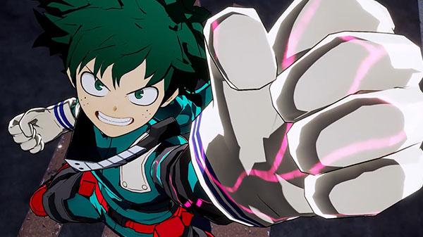My Hero Academia: One's Justice 2