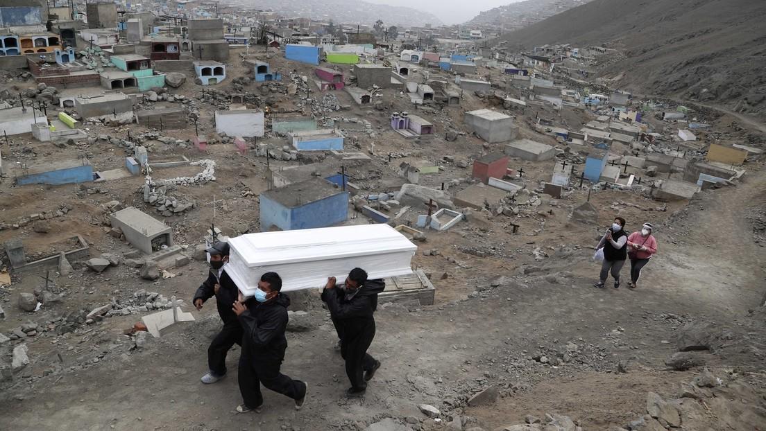 Por que Perú tiene la mayor tasa de mortalidad por covid-19 segun los expertos