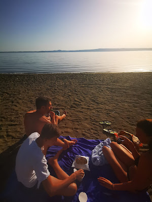 camping blu international Bolsena