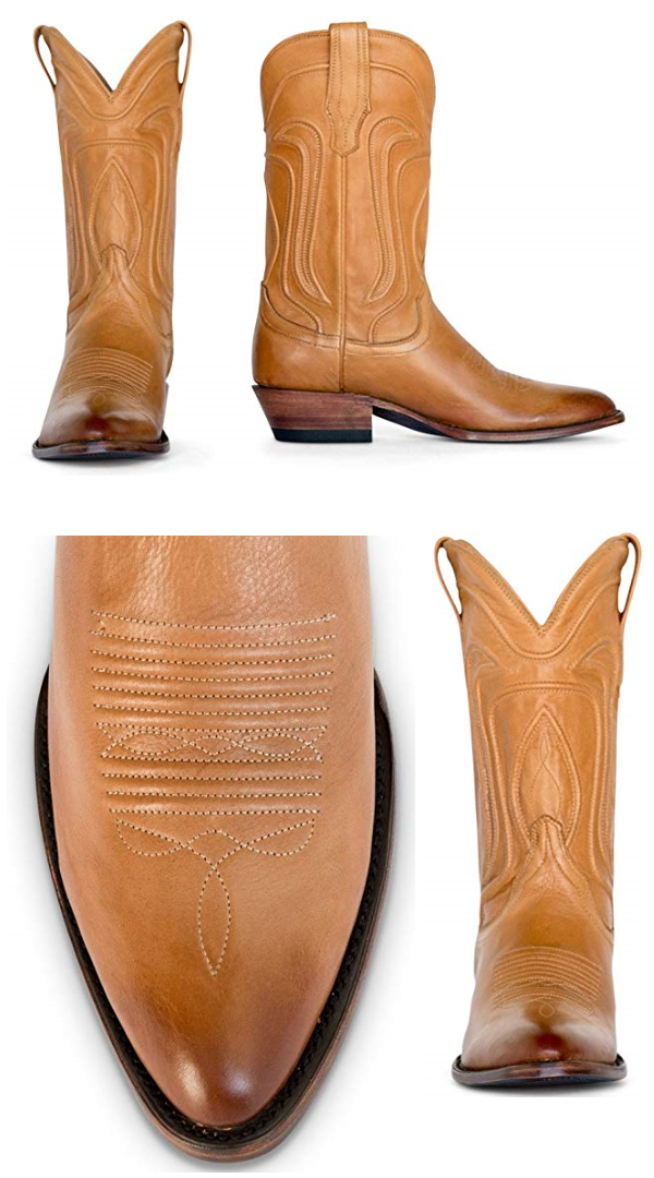 416be040c88 Western Magazine Digest: Tecovas Real Leather Boots 4 Cowboys and ...