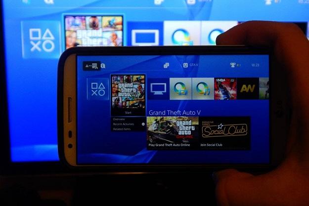 παίξε δωρεάν PS4 στο κινητό σου