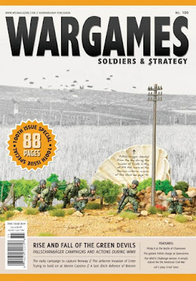 Wargames, Soldiers & Strategy, 100, Feb-Mar 2019