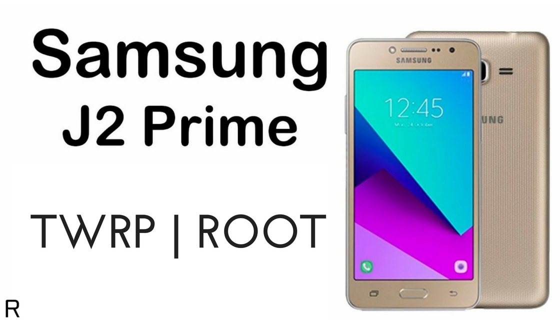 Cara Root Samsung J2 Prime