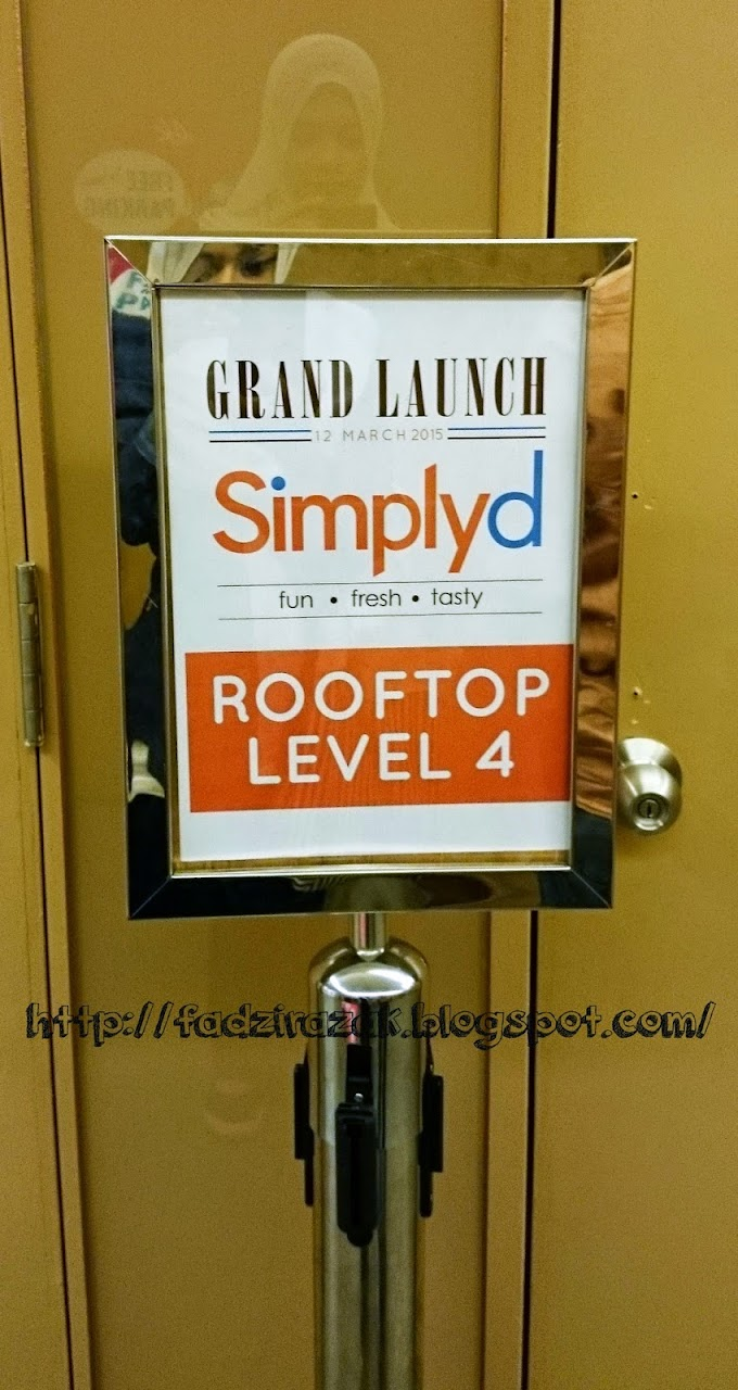 Grand Launch Simplyd Cafe - Fun, Fresh & Tasty