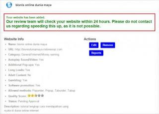 pop ads 9mgjm Cara mudah Daftar dan Menghasilkan Uang dari PopAds