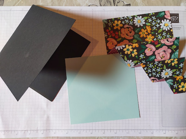 Drapery Fold Card Elements