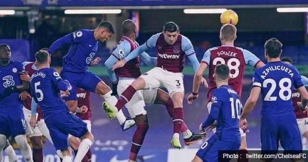 Chelsea vs West Ham United – Highlights