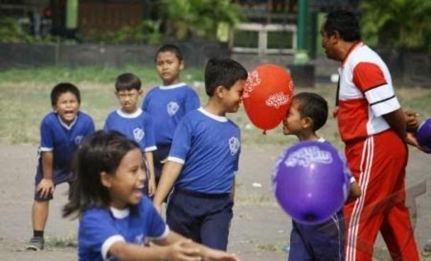 Selalu Dinanti, Ini Suka Duka Menjadi Guru Olahraga di SD