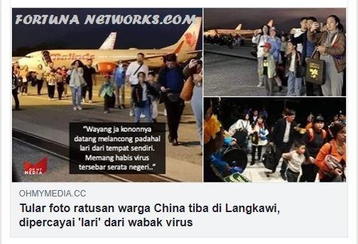 #WuhanCoronaVirus: Jumlah Terjangkit Bisa Mencapai Ratusan Ribu Orang