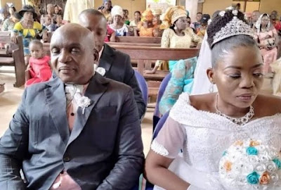 Blind Couple Ties The Knot In Anambra (Photo)