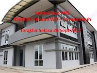 Seleksi Non PNS Bidan, Perawat dan Admin RSUD DR ADNAN WD Payakumbuh