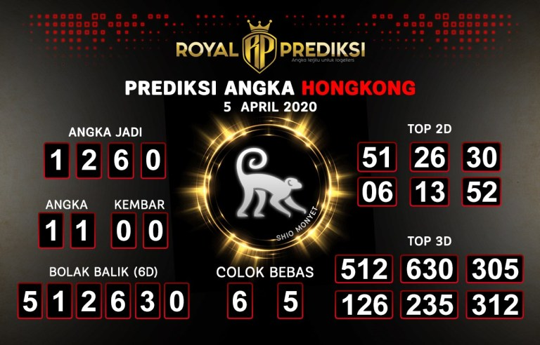 royal prediksi hongkong