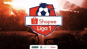 Sponsor dan Kode Shopee Liga 1 2020 Kemungkinan Besar Distop Total