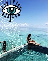 جزر المالديف ، قصة العفريت ، سبب إسلام شعب المالديف ، دخول شعب المالديف الإسلام