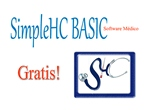 Descargar SimpleHC BASIC, Software médico, historias clínicas, software gratis, descargar