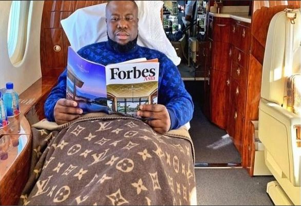 Hushpuppi Is Not On Our List Of Billionaires – Forbes #Arewapublisize