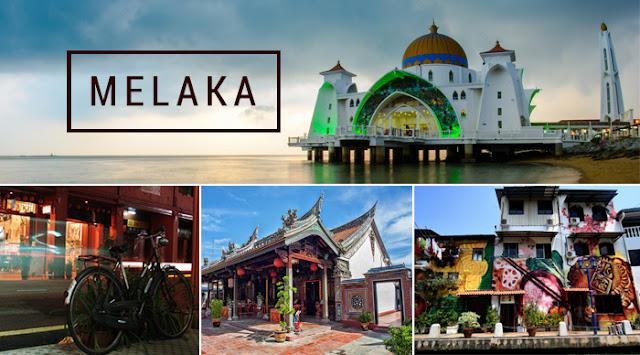 Tempat Percutian Terbaik Di Melaka