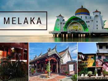 Tempat Percutian Terbaik Di Melaka #MyTravelAdventure