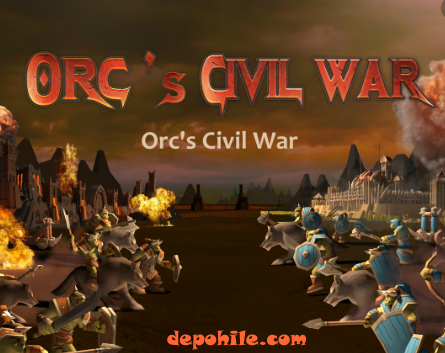 Orcs Civil War PC Kaynak ve Herkesi Öldürme Trainer Hilesi İndir