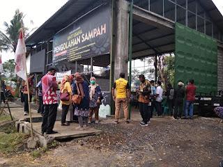 Tim Penilai Propinsi Lakukan Penilaian Lapang Bumdes Karya Mandiri Balung Kulon