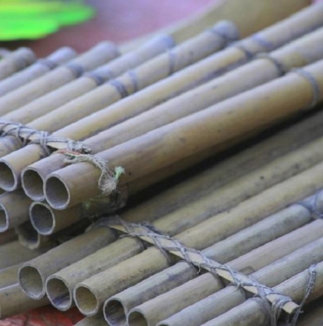 Flautas de Pan Desana