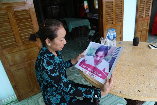 Vụ án tử tù Hồ Duy Hải: Chỉ Viện trưởng VKS Tối cao Trương Hòa Bình làm được
