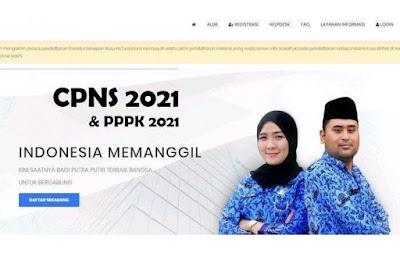 2021 Guru bukan CPNS tapi PPPK