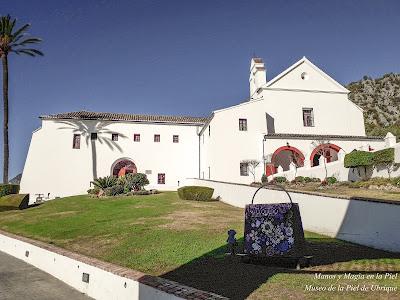 Convento de Capuchinos, sede del Museo de la Piel [Foto: Alejandro Pérez Ordóñez]