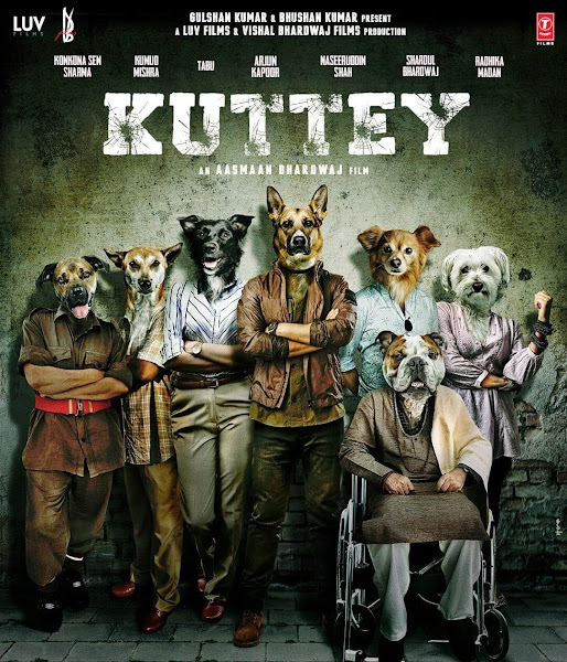 Bollywood movie Kuttey Box Office Collection wiki, Koimoi, Wikipedia, Kuttey Film cost, profits & Box office verdict Hit or Flop, latest update Budget, income, Profit, loss on MTWIKI, Bollywood Hungama, box office india