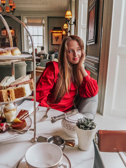 Four Seasons Hotel Hampshire Afternoon Tea