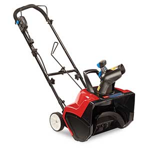 Top 6 Best Electric Snow Blower of 2021