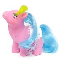 MLP Baby Starburst Year Seven Int. Baby Fancy Pants Ponies G1 Pony