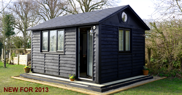 Shedworking Smarts new garden office range launches