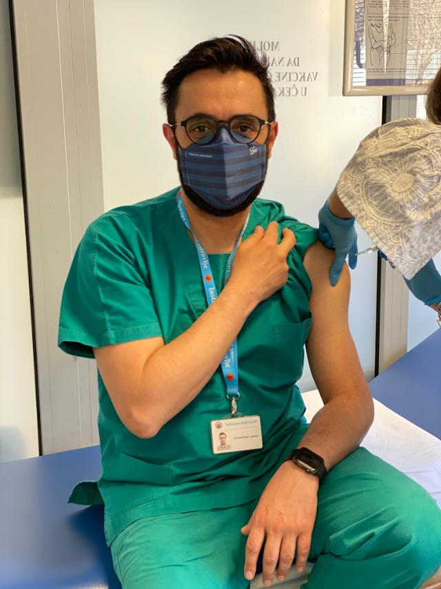Begić primio AstraZeneku: Tromboembolije se dešavaju i sa vakcinom (bilo kojom) i bez nje