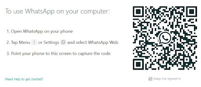 Cara WhatsApp di Tablet Android