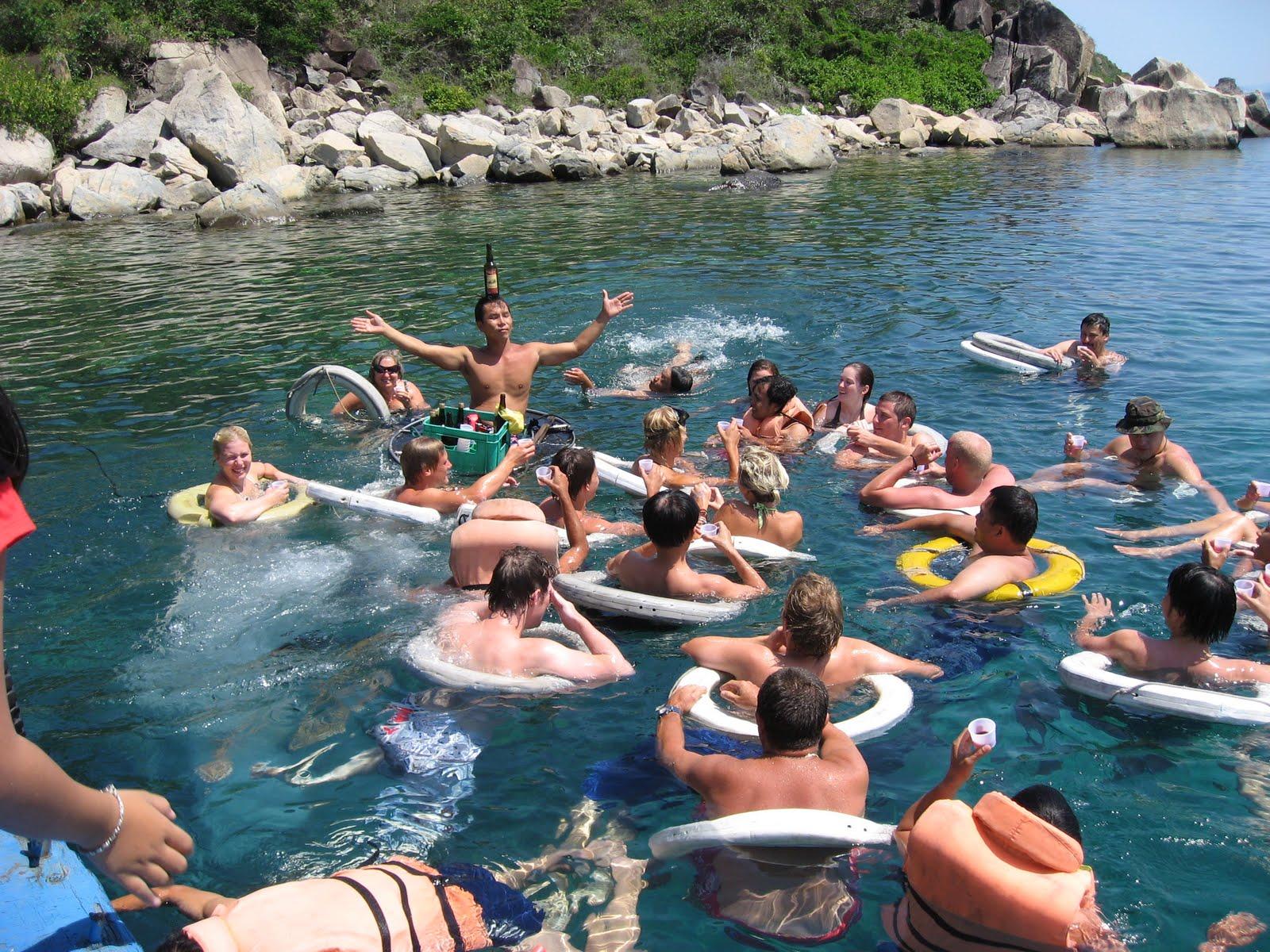 Nha Trang ngày thứ 3: trải nghiệm với tour 4 đảo