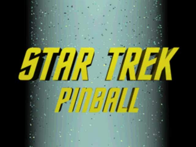 Star Trek - Pinball