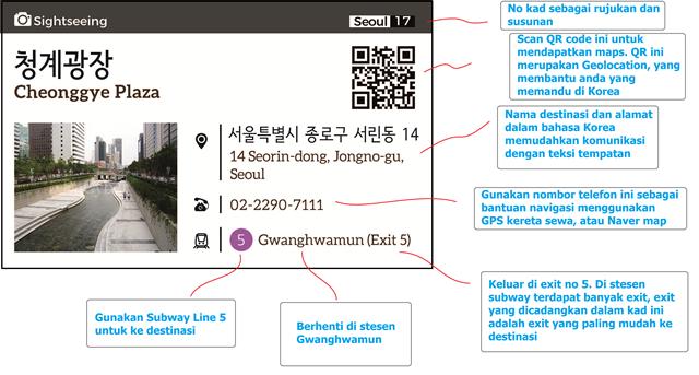 panduan melancong ke korea secara sendiri