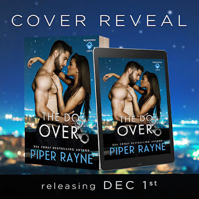 Cover Reveal ~  THE DO-OVER by Piper Rayne