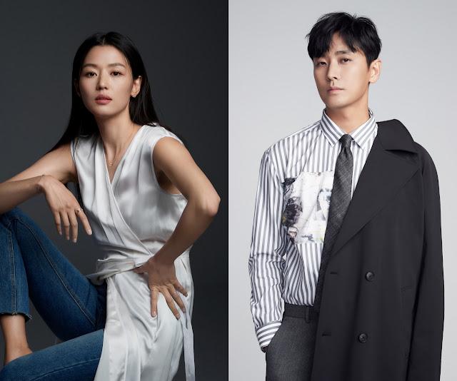 Joo Ji Hoon dan Jun Ji Hyun