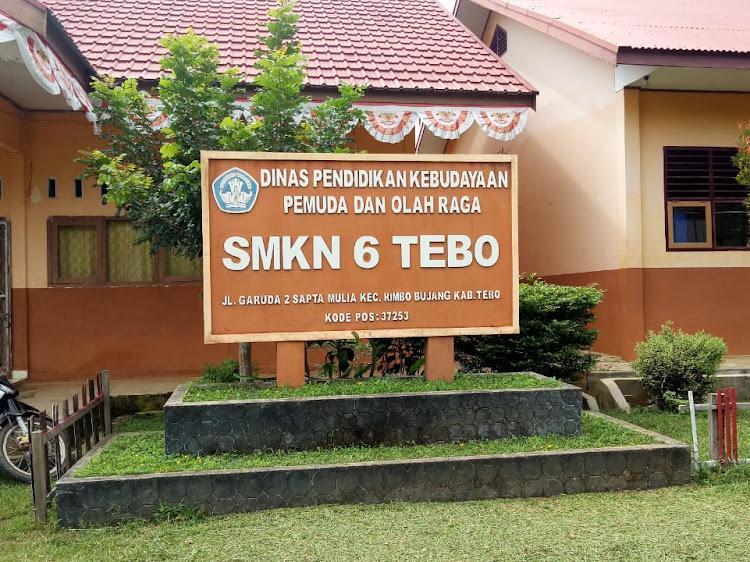 Kepsek SMKN 6 Tebo Drs. Sri Supareng, Pembangunan Gedung RPS Untuk Tingkatkan Kompetensi Siswa