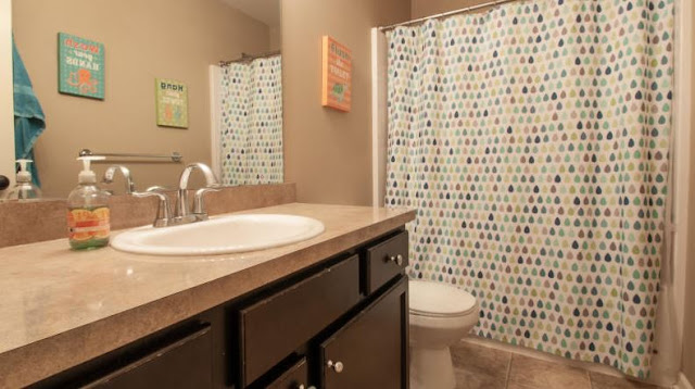 A Bathroom Update With money Saved