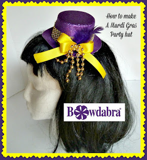 Mardi Gras party hat