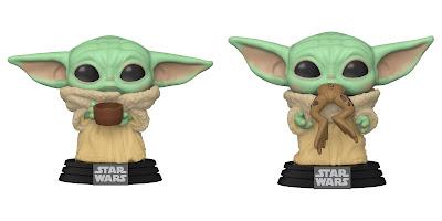 The Mandalorian Pop! Star Wars Series 3 Vinyl Figures by Funko