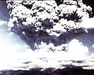 Supervolcanes erupción