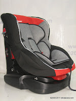 1 BabyDoes BD875 Baby Car Seat - Rear and Forward Facing